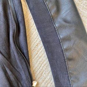 Blank NYC Jackets & Coats - Blank NYC Black Moto Jacket XS